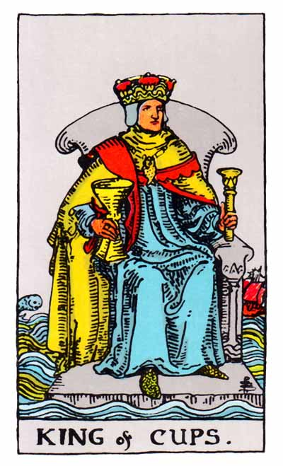 King of Cups Love